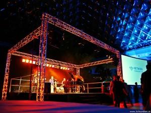 Veranstaltungstechnik Bühne