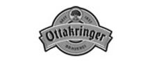 schwarz weiß logo Ottakringer