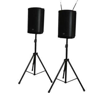 Akku-Lautsprechersystem Box Set