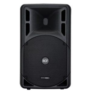 RCF ART 525 Lautsprecher Box zu mieten Frontansicht