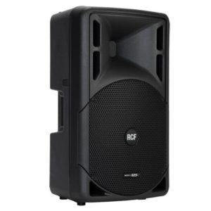 Eventtechnik RCF Aktiv Lautsprecher zu mieten