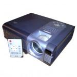 Beamer mit 2000 Ansi Lumen Projektor mit Fernbedienung