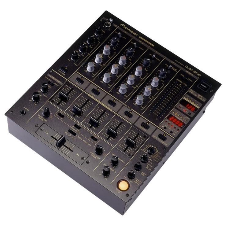 Pioneer DJ Equipment DJM 600