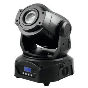 Toller Movinghead mit LED DIsplay und LED Leuchtmittel