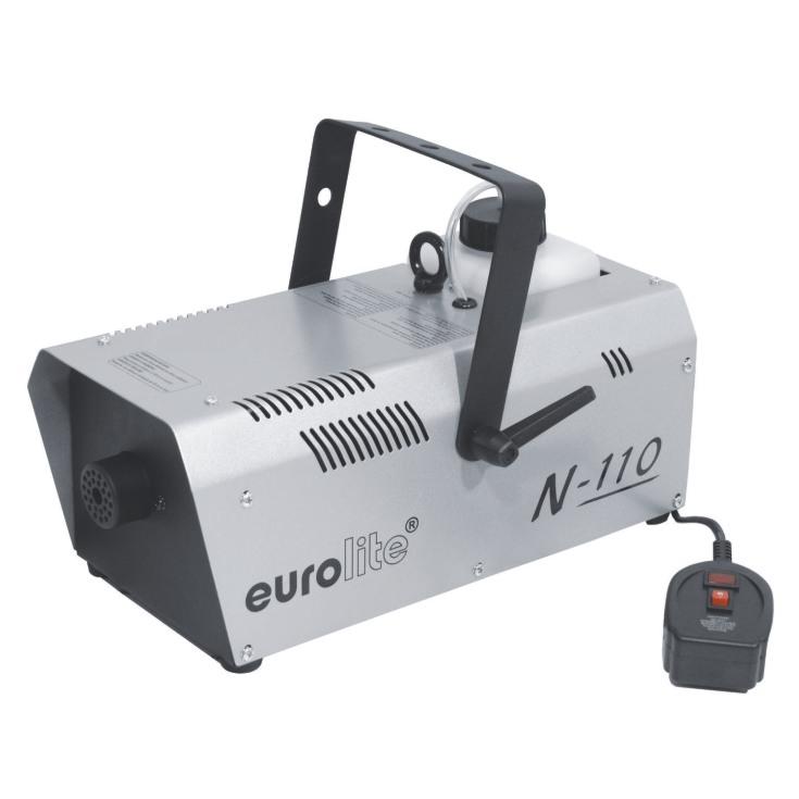 Kleine Nebelmaschine für DJs