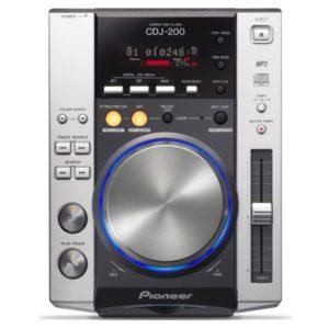 CDJ 200 Pioneer Player