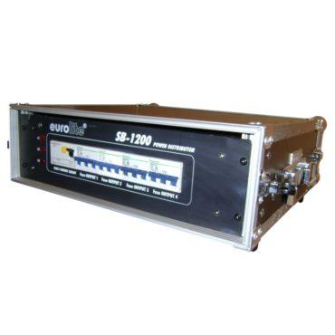 63A Verteiler für Eventtechnik auf Bühne