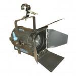 Bühnentechnik Beleuchtung Stufenlinse Scheinwerfer mit Haken