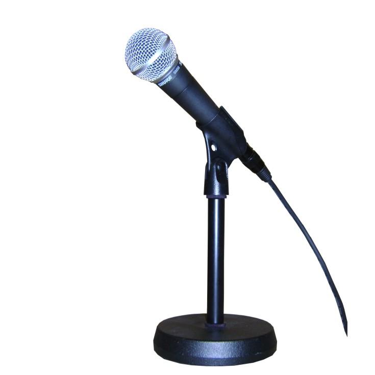 Mikrofonstativ Tontechnik