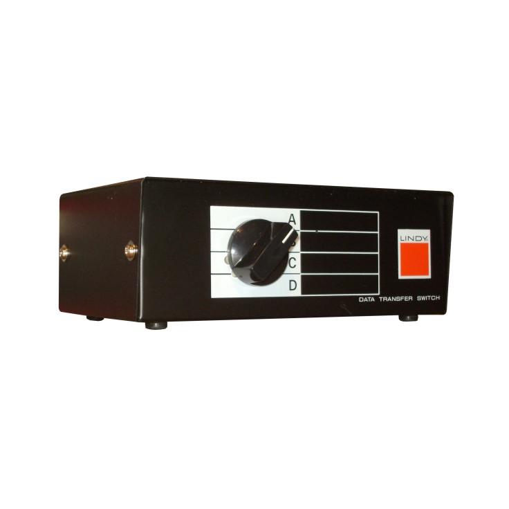 VGA Umschalter Forntansicht Videotechnik