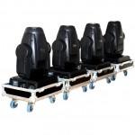 Zu mieten sind 4 Movingheads MARTIN MAC 2000 PROFILE für Bühnen und Eventtechnik in Wien