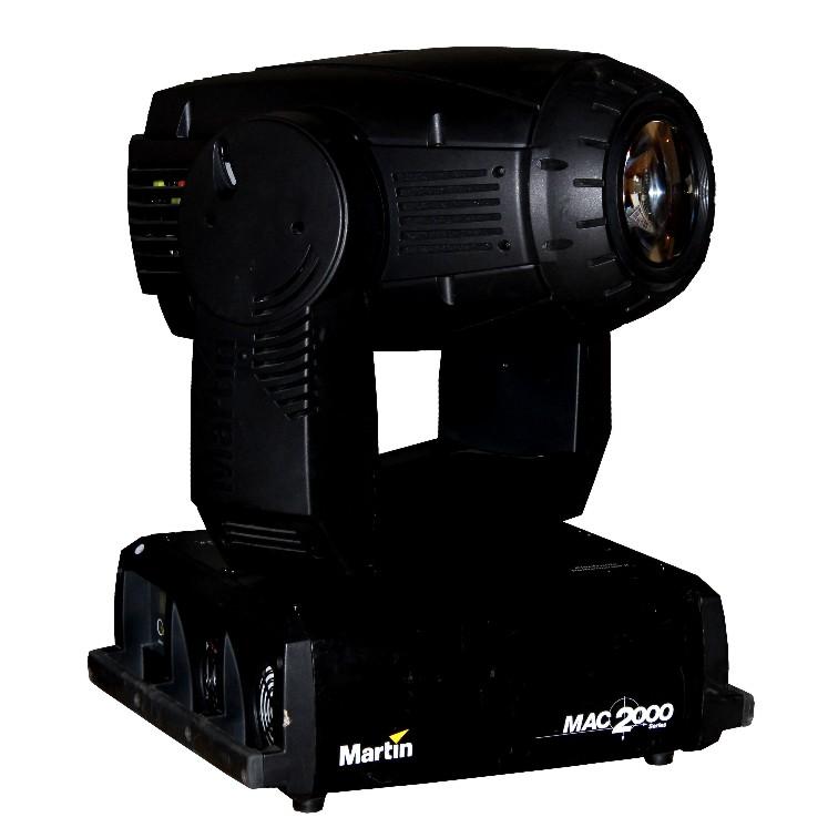 Lichttechnik Eventtechnik Wien Mieten Movinghead Martin MAC 2000