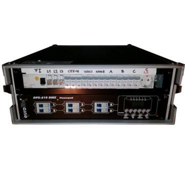6 Kanal Dimmer Pack für große Bühnen und Lichtshow Eventtechnik