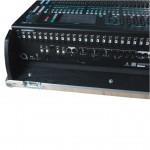 Rückseite von QU32 Allen &Heath Digitalmischpult | Tontechnik modernster Art für Veranstaltungen auf Bühne indoor oder open-air