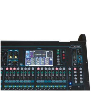Eventtechnik mieten für Veranstaltungen aller Art   Dieses digitale Mischpult von Allen & Heath ist die beste Wahl für den Tontechniker auf Clubbing Konzert und Event aller Art