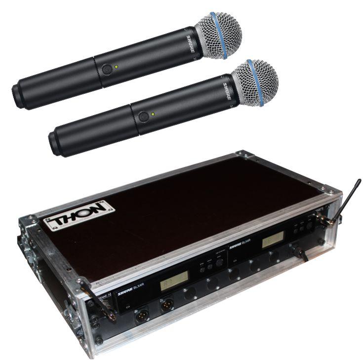 funkmikrofon shure - beste Eventtechnik können Sie bei uns in Wien mieten