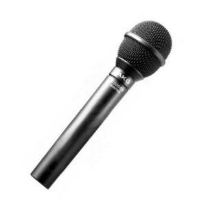 Schrägansicht - mieten Sie das Kabelmikrofon AKG C-535