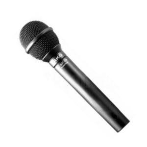 schräge Ansicht von Mikrofon AKG C535