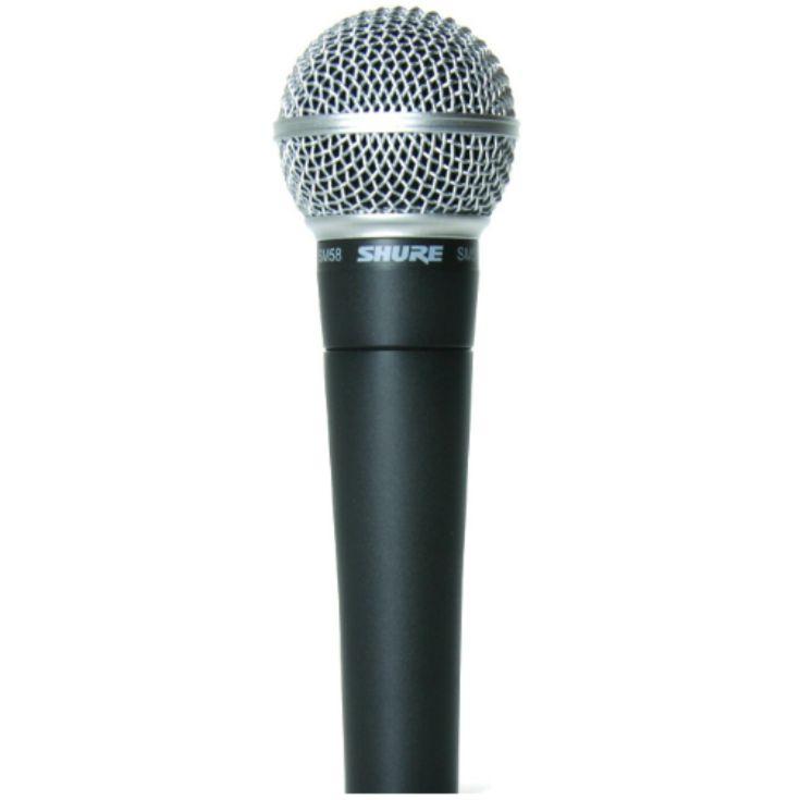 Kabelmikrofon Shure SM 58 Eventtechnik
