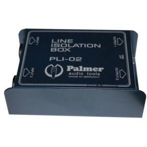 seitliche Ansicht von Palmer PLI 02 Isolation Box