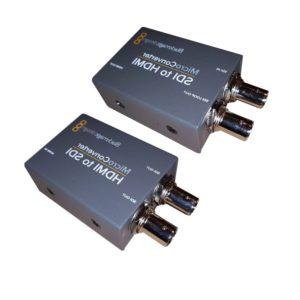 HDMI Extender per SDI schräg
