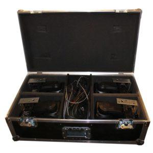 Movinghead Inno Pocket Z4 Koffer offen