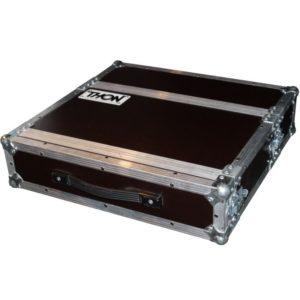 Ansteckmikrofon Funk Shure WL184 BLX Doppelcase Mikro geschlossen