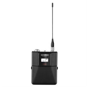 Headset Funkmikrofon Shure Beta 54 QLXD 4er-Case Taschensender QLXD