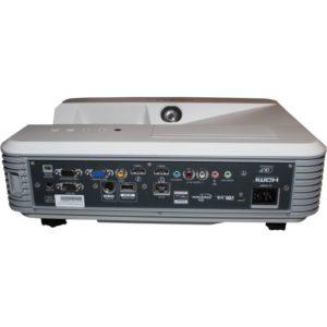 Kurzdistanz Beamer 4000 HD Anschlüsse