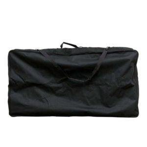 DJ-Pult schwarz Transporttasche