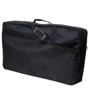 Event Fassade schwarz in Tasche