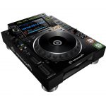 CDJ-2000NXS2 schrägansicht - DJ-Equpiment mieten