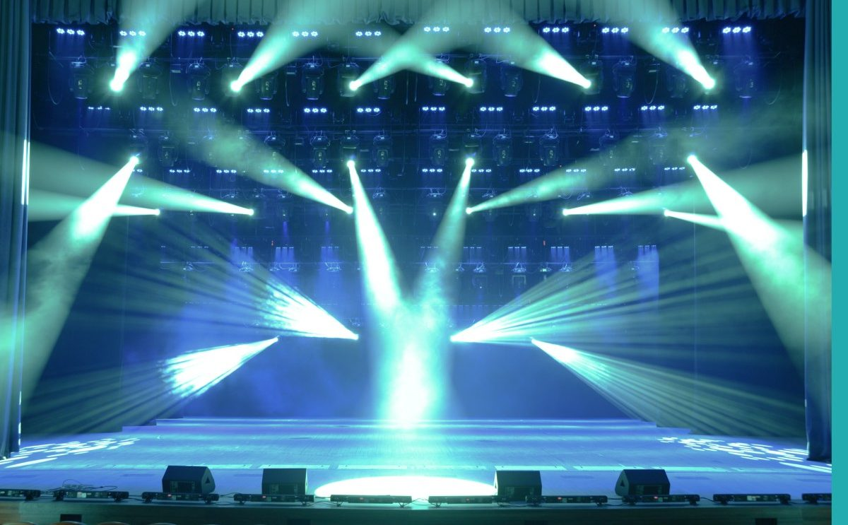 Bühne und Veranstaltungstechnik mieten in Wien von Phoenix-Events