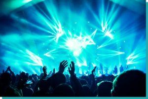 DJ Equipment mieten in Wien mit Lichttechnik für Tanzflächen