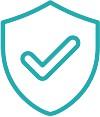 Symbol für Sicherheit bei live-Streaming Event durch Passwortschutz