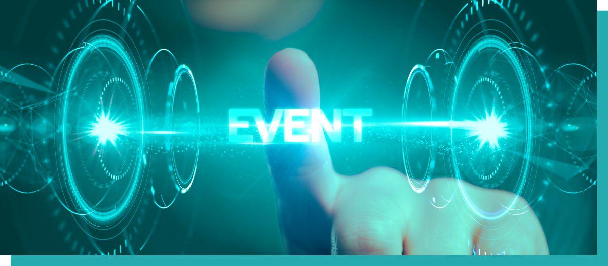 Live Streaming Event und online Konferenz Symbol