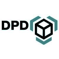 Logo von DPD in türkisem Farbton