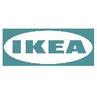 Logo IKEA in türkisem Farbton