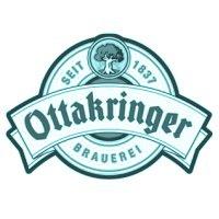 Logo der Ottakringer Brauerei in türkisem Farbton