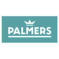 Logo Palmers in türkisem Farbton