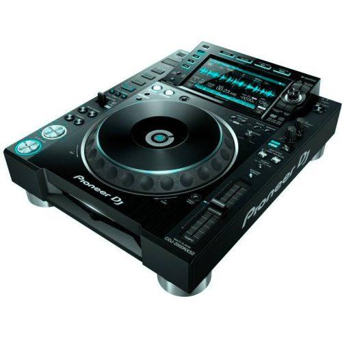 DJ CD Player & Turntables