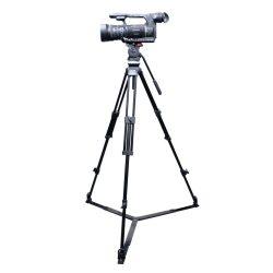 Kamerastativ Sachtler System Ace M mit Kamera