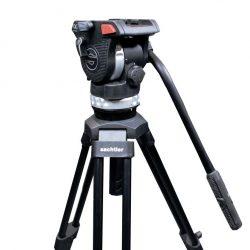 Kamerastativ Sachtler System Ace M Fluidkopf in Nahaufnahme