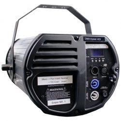 Lasersimulator Hybrid-Gerät Rückseite