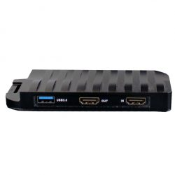 Mirabox Capture-Card - 1080p für Live-Stream Ansicht mit HDMI und USB Anschluss