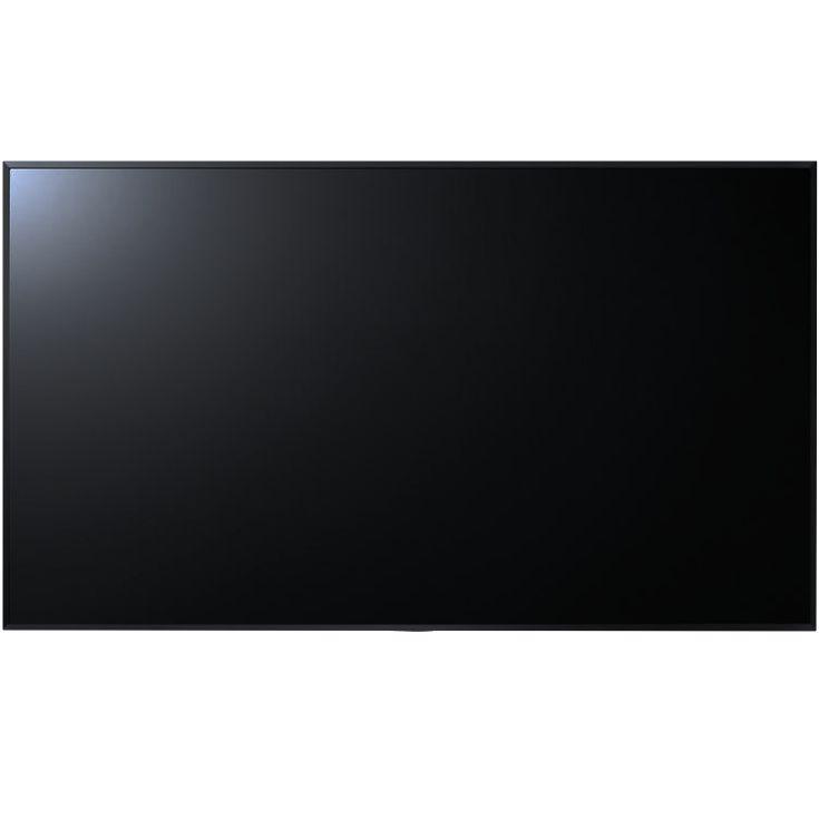 Flatscreen 70 Zoll (178cm) Ultra-HD Frontalansicht