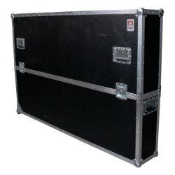 Flatscreen 70 Zoll (178cm) Ultra-HD Case Gesamtansicht