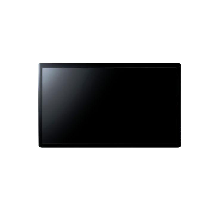 Flatscreen - Monitor 24 Zoll (60cm) Full-HD - Front Ansicht