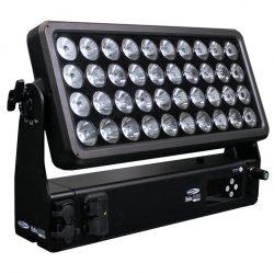 LED Outdoor Hochleistungs-Fluter RGBW - Helix S5000 Q4 - Hauptansicht von links