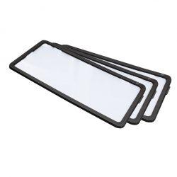 LED Outdoor Hochleistungs-Fluter RGBW - Helix S5000 Q4 - Streulinsen